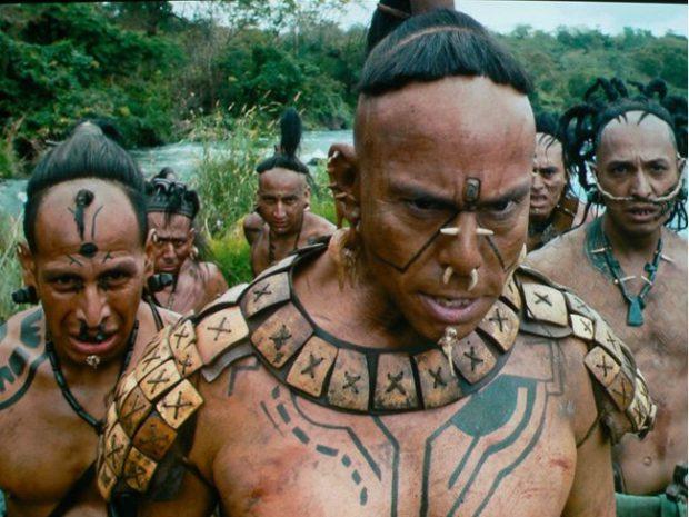 Секс в племя майя