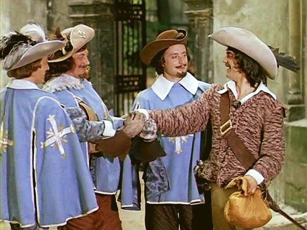 «Д'Артаньян и три мушкетера»: истории за кадром