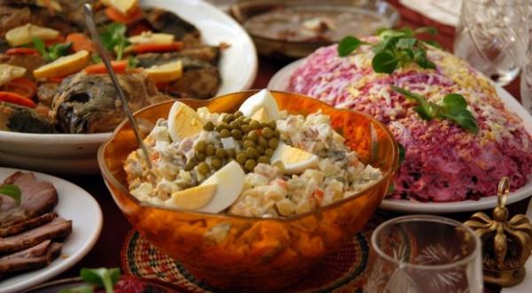 Не ударить в салат лицом: 8 рецептов Оливье
