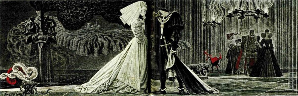 revenge a s major theme in william shakespeares hamlet The main reason why hamlet is shakespeare's most 9 things you can learn from 'hamlet' but the play consists of hamlet's inability to take revenge.