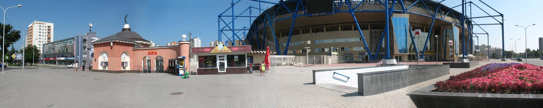 панорама стадиона Металлист_panorama stadiona Metallist__