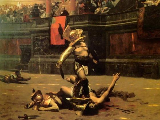 gladiatory