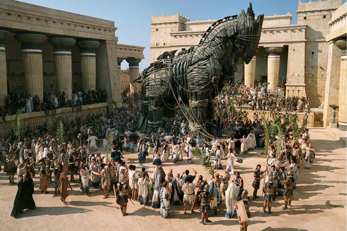 Что потерял мир, когда греки завоевали Трою