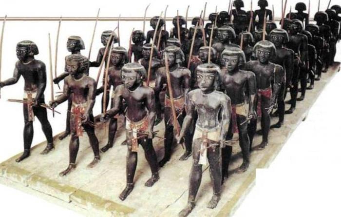 История нубийцев, предков современных суданцев, тесно связана с историей Древнего Египта