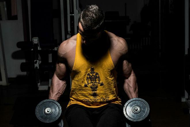 Рост мышц и востановление — разные вещи.