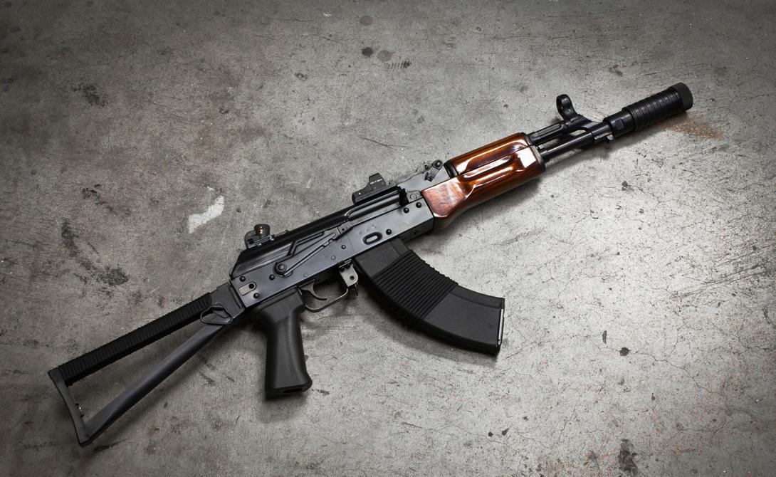 Конструкция Калашникова стала самым распространенным стрелковым оружием мира