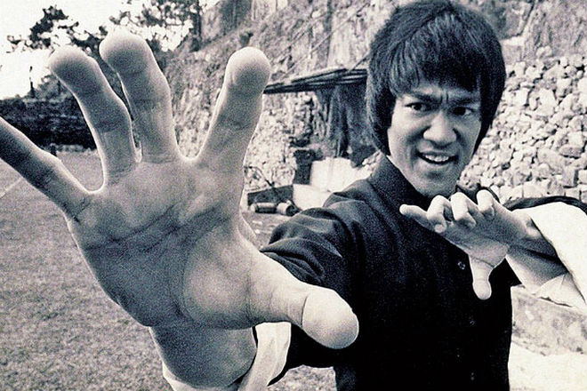 Легендарный Брюс Ли