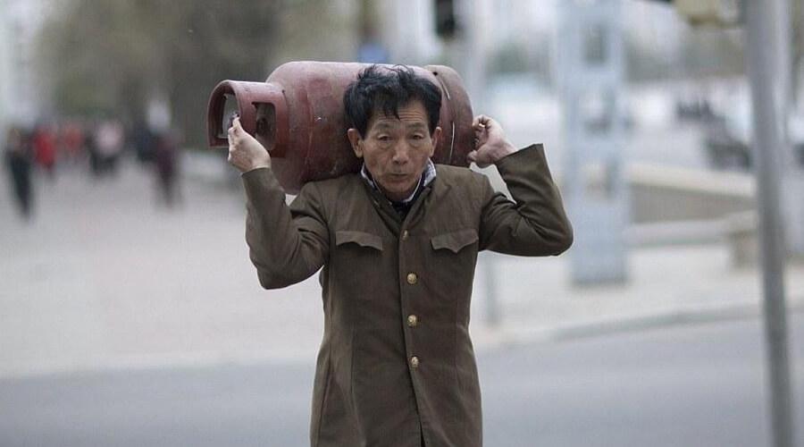Туристическая съемка в Северной Корее теоретически возможна
