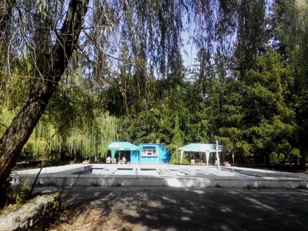 Парк Машиностроителей (Парк культуры и отдыха имени Артёма), Харьков