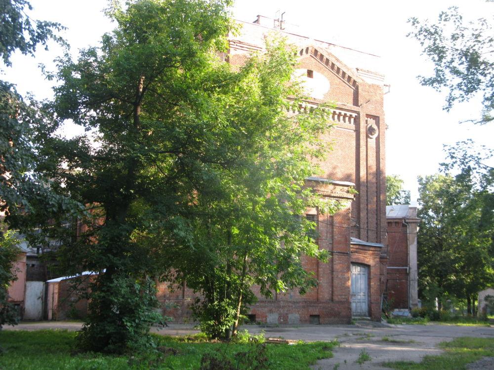 Сад Металлист (парк возле ДК Металлист), Харьков