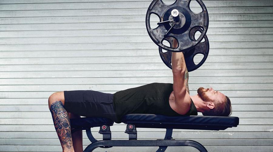 Уделяйте большую часть времени в зале классическим упражнениям с тяжелыми весами