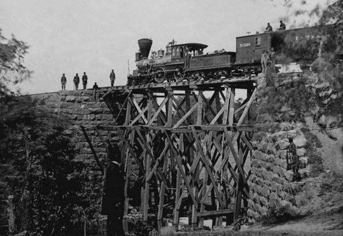 Интересное о железной дороге