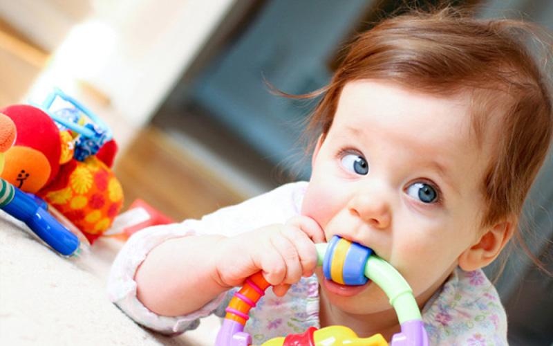 Чистка детских игрушек
