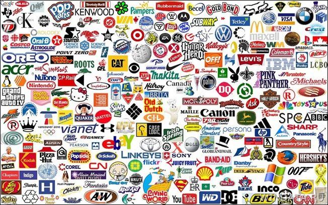 431be9f703d Иногда под созданием логотипа скрывается целая история, предлагаю  посмотреть, что кроется в графических значениях крупных известных брендов.