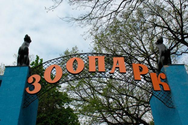Харьковский зоопарк является старейшим и одним из крупнейших зоологических парков Украины