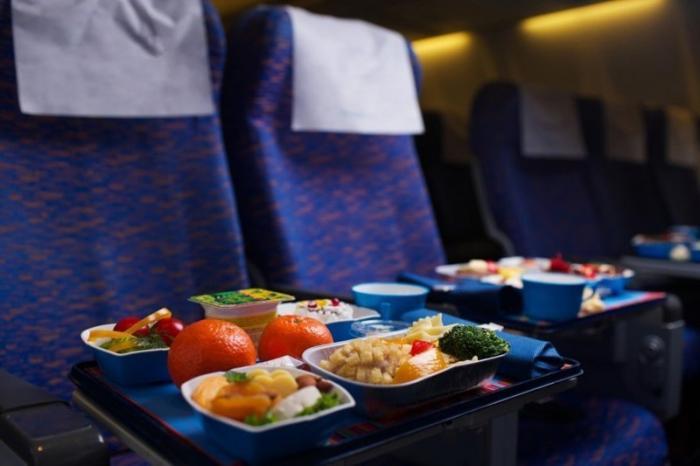 16. Едите ли вы ту же пищу, что и пассажиры? вопросы, интересно, люди, пилот, познавательно, самолет, факты