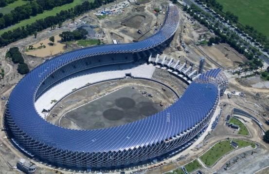 Стадион в Гаосюне