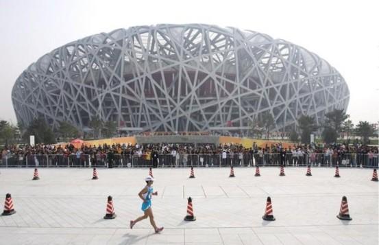 Стадион Птичье гнездо в Пекине 2