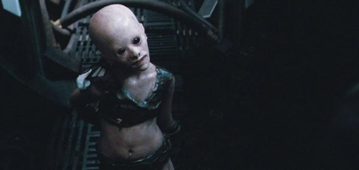 Кадр из фильма «Пандорум»