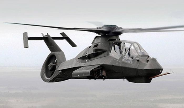 Стелс-вертолет