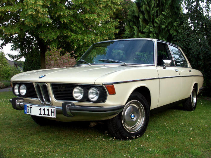 BMW 2500 Высоцкого, которую он разбил