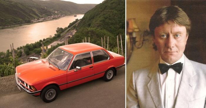 BMW 3 серии Андрея Миронова
