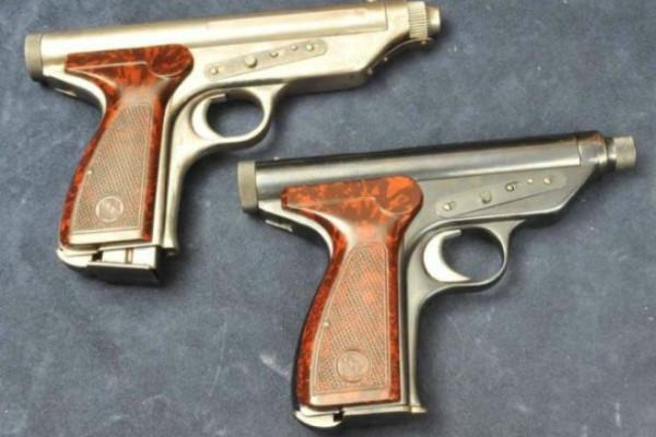 Пистолет Леркера-Куппини. Мал, но опасен