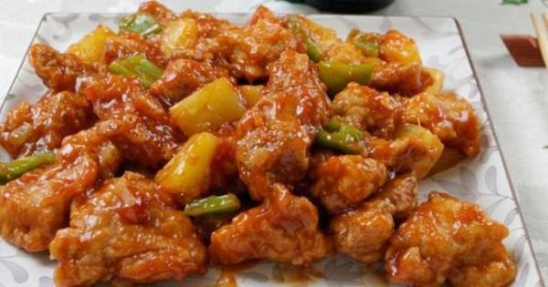 Свинина по-китайски - рецепты вкусного острого и кисло-сладкого блюда