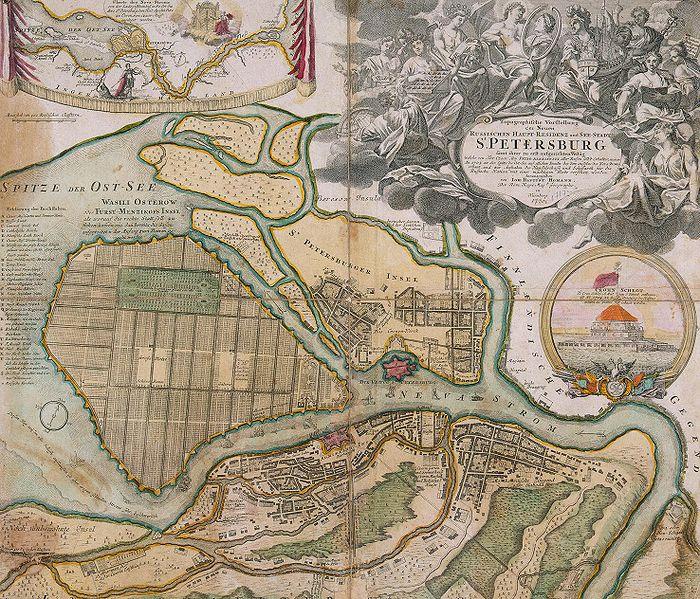 700px-Map_of_Saint-Petersburg_in_1720_(Homann)