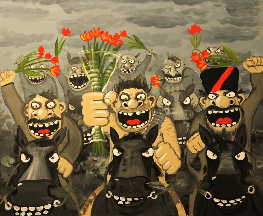 Рисунки апокалипсиса