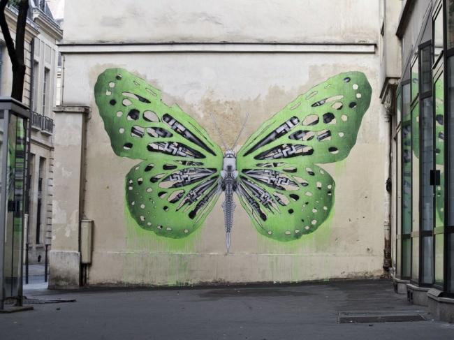 Париж, Франция. Ludo