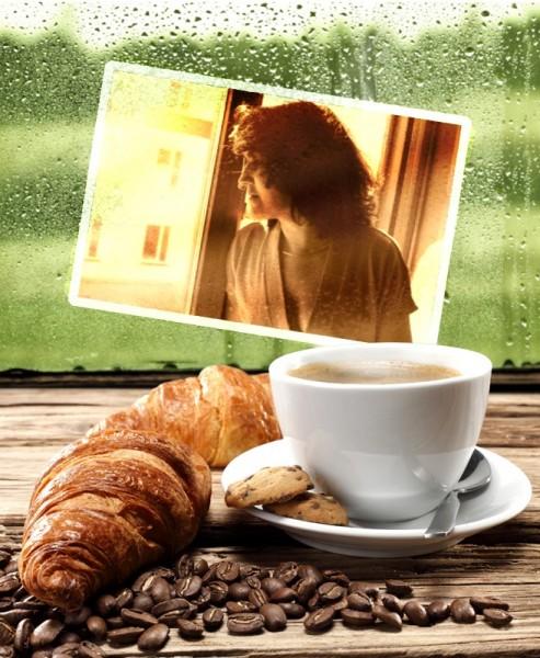 париж кофе и Бэлла