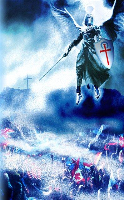 ангел-рыцарь