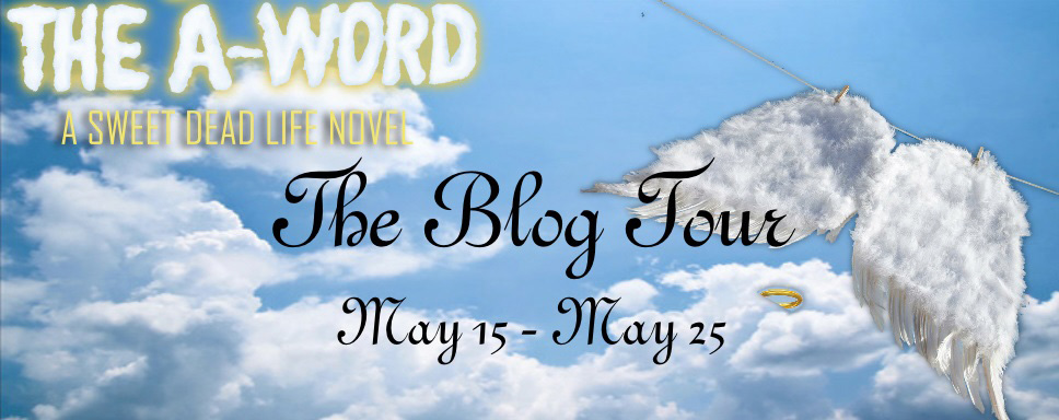 The A Word Blog Tour Banner