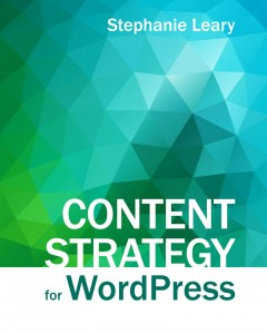 Content Strategy for WordPress ebook