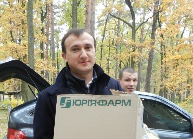 Владимир Карплюк и Роман Павлюченко