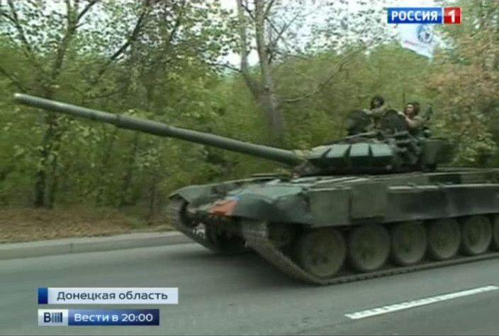veselchak_jk - Российская бронетехника в войне на Донбассе ч.1