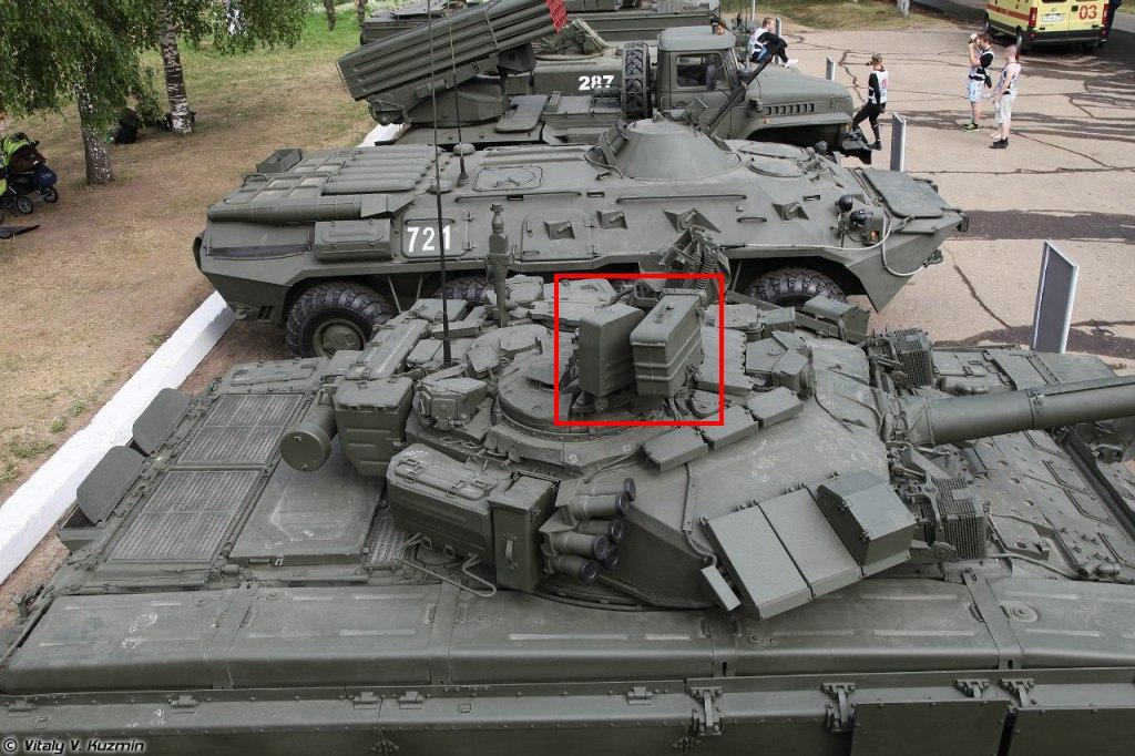 Т-90 «Владимир» - основной боевой танк | 682x1024