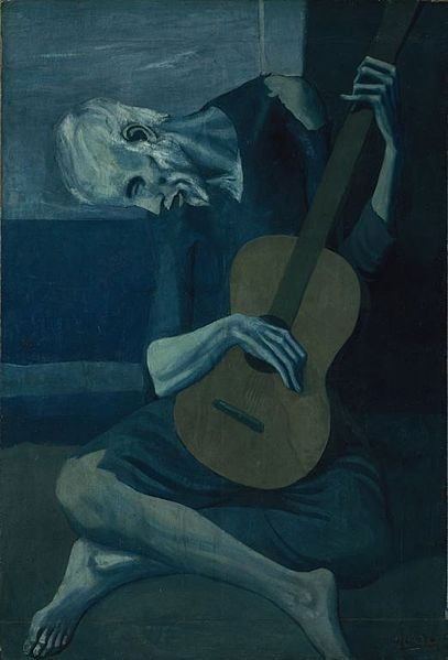 Old-Guitarist-Picasso