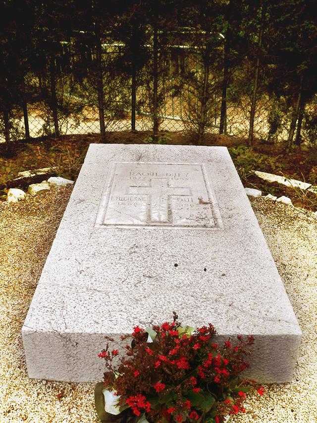Raoul-Dufy-tomb-Cimiez