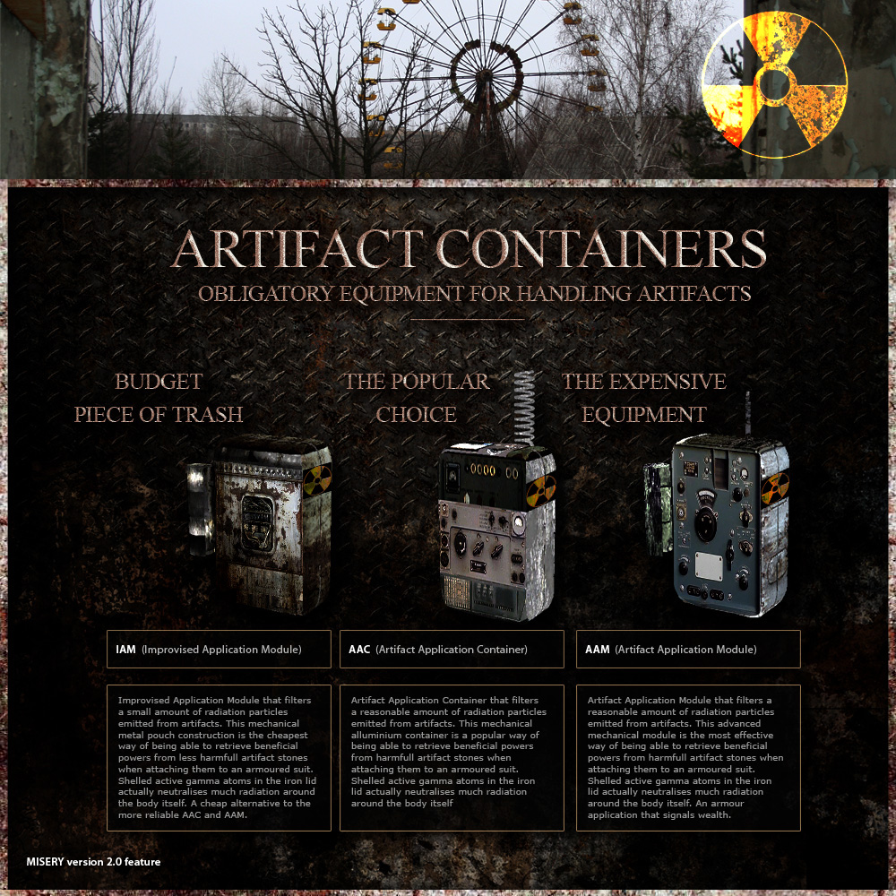 MISERY_artifactcontainers