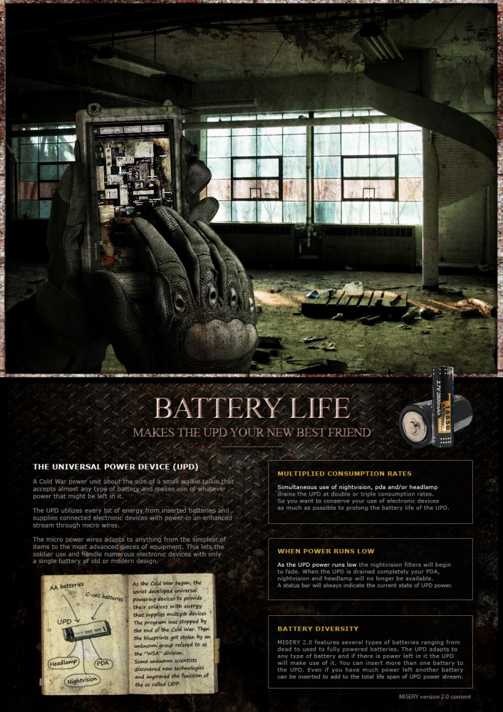 MISERY_battery_life