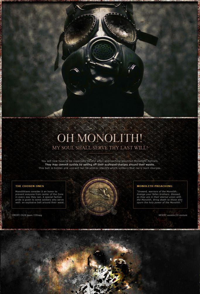 MISERY_monolith