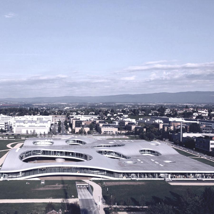 EPFL Aerial