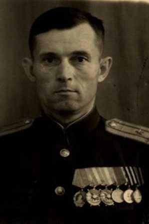 Степан Иванович Сологуб