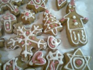 Печенье испекли