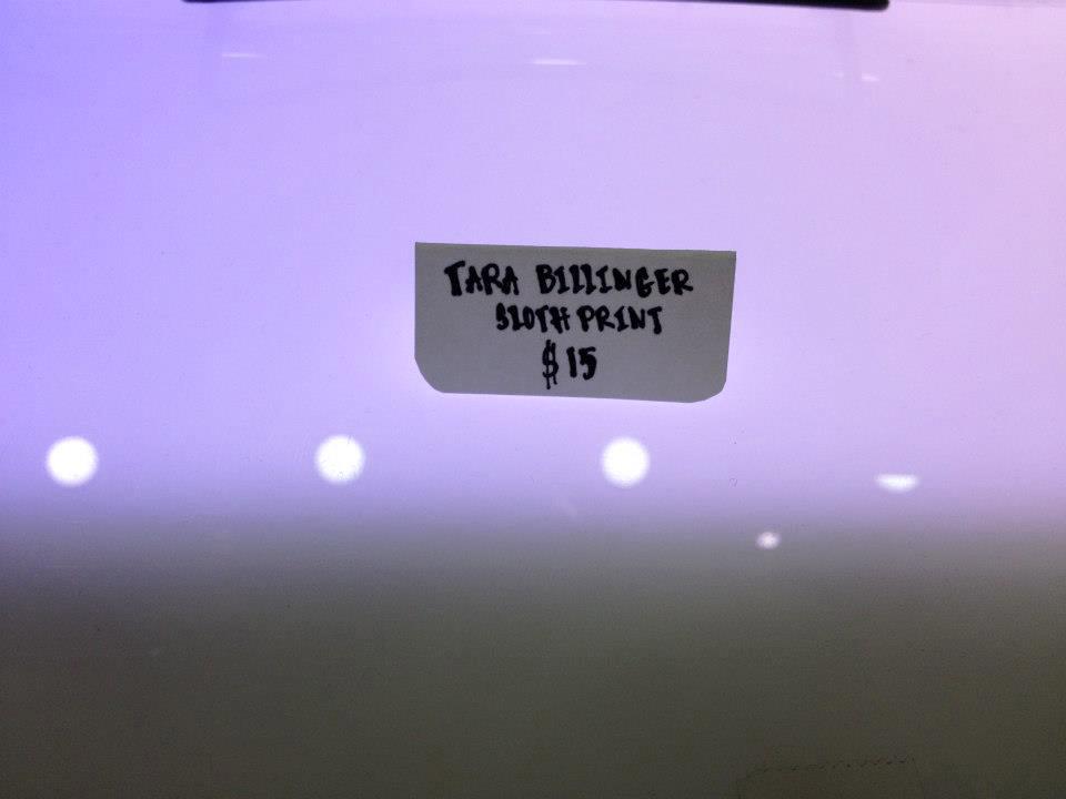 print tag
