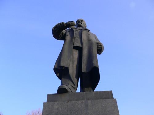 Главный Ленин в ПЕрмском крае