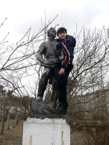 Два Володи- Ульянов и Васёв.