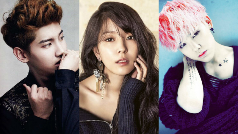 18 of the Youngest K-Pop Idols Ever to Debut: omonatheydidnt